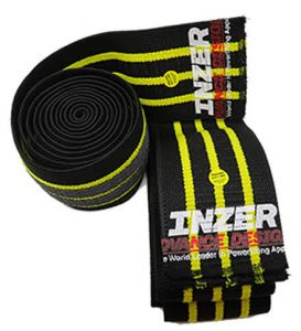 Inzer Gripper Knee Wraps 2.0 m ― ZTR.RU
